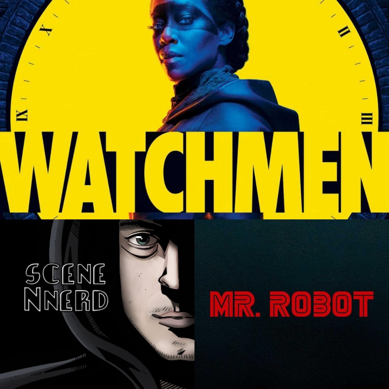 GVN Presents: Scene N Nerd - A Watchmen Finale & a Robot Falls