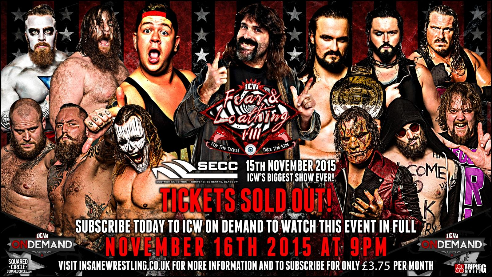 BritWres Roundtable | RedCircle