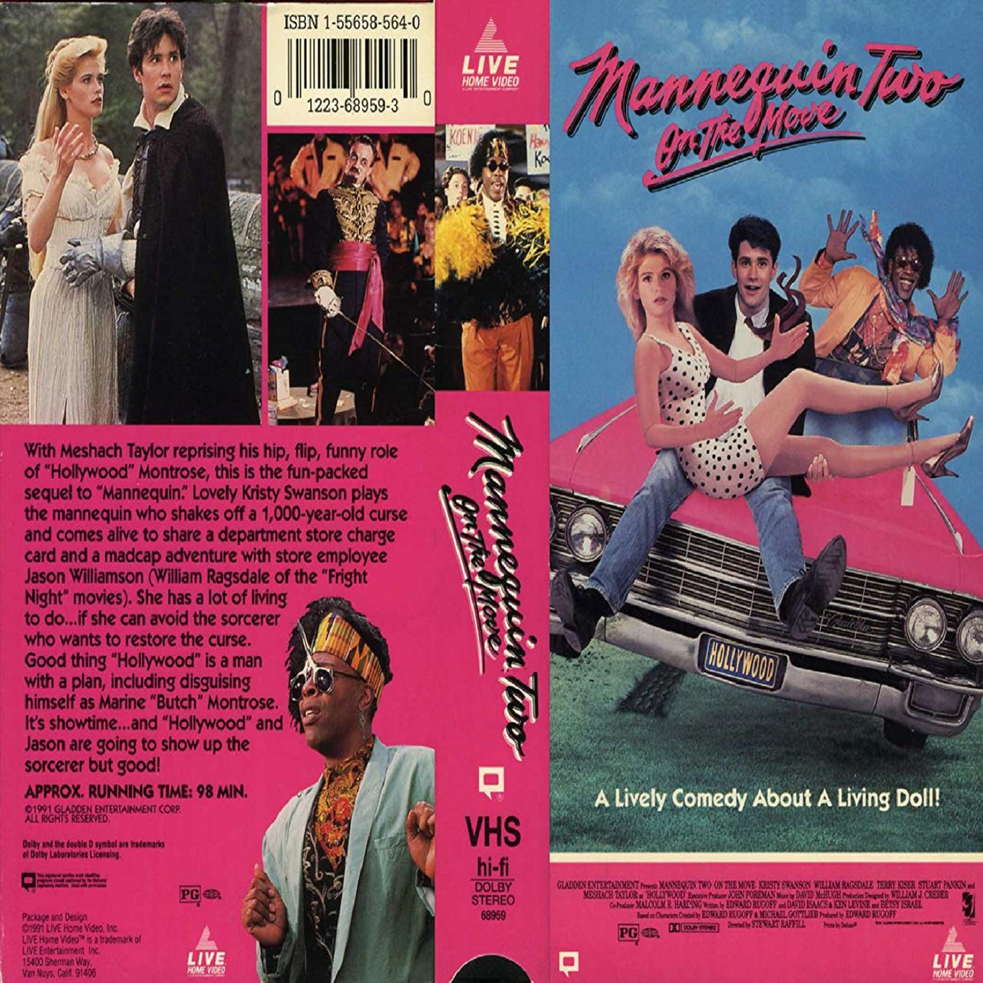 GVN Presents: They Called This a Movie - Mannequin: On the Move