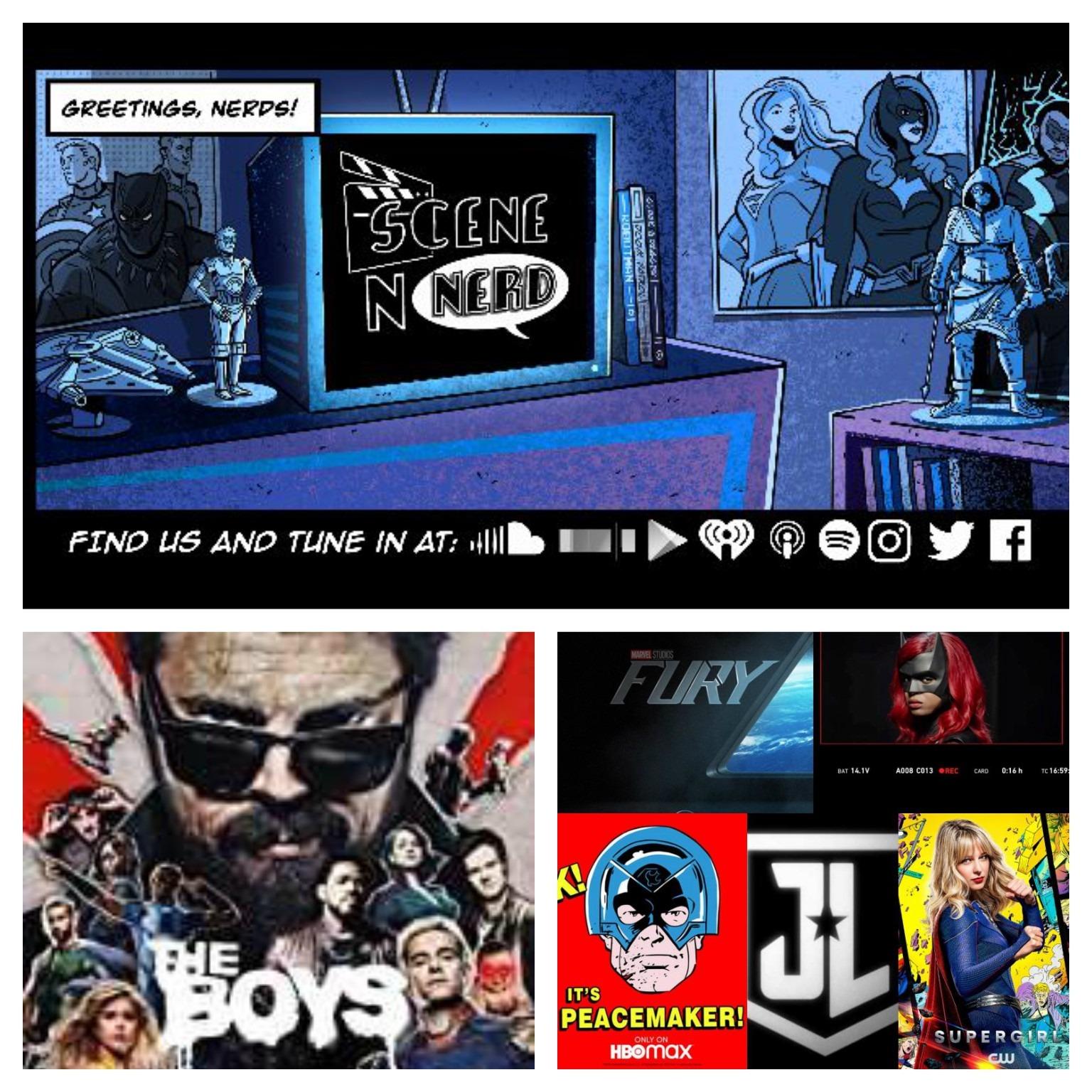 GVN Presents: Scene N Nerd - The Boys Bloody Finale