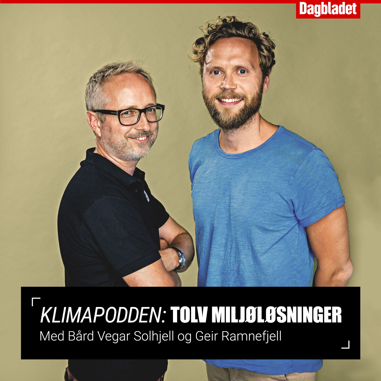 Klimapodden - Kommer fra Dagbladet