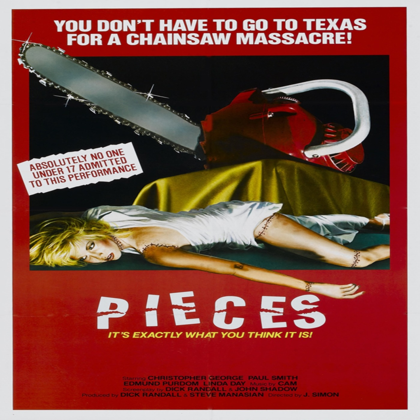 GVN Presents: They Called This a Movie - Pieces (1982)