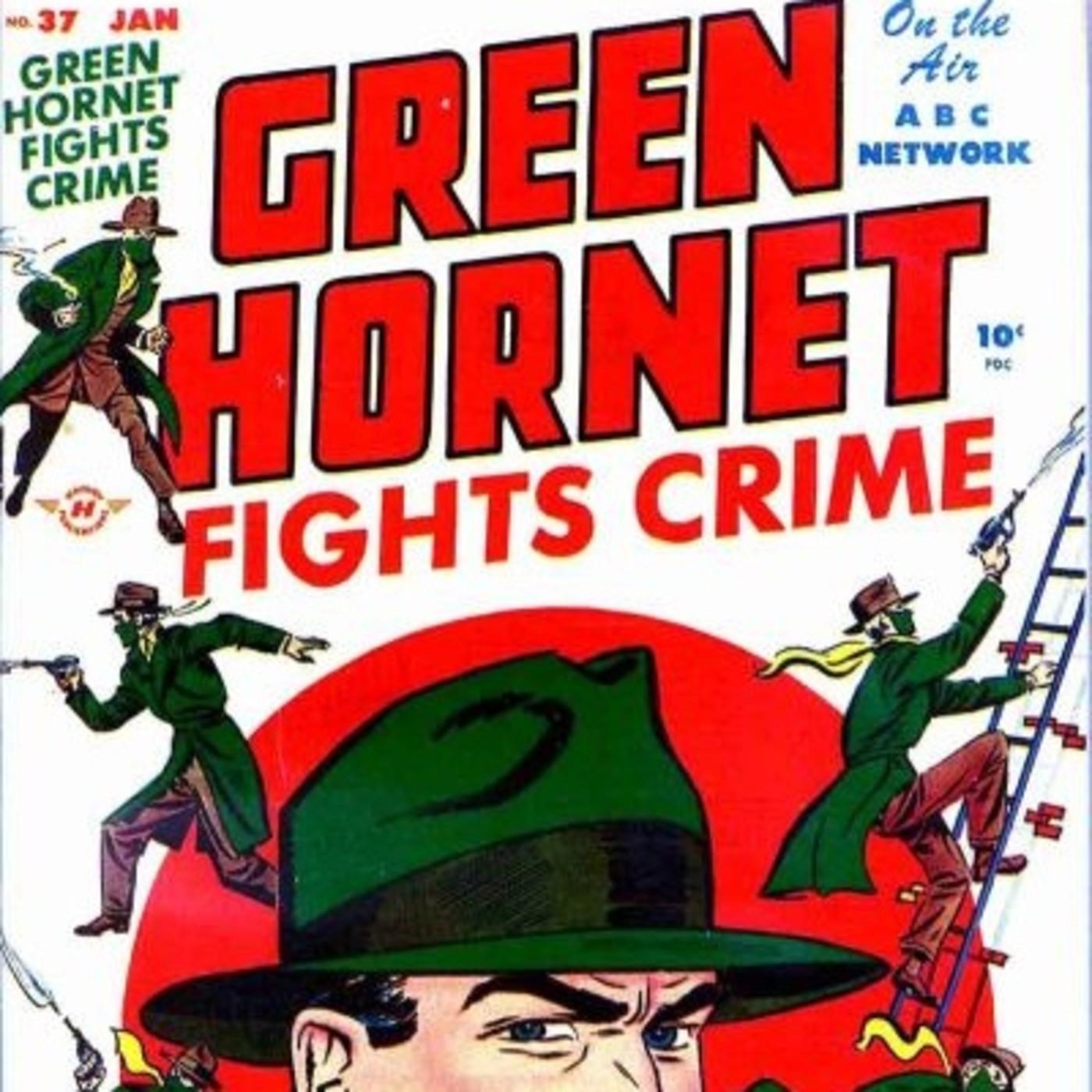 The Green Hornet - 00 - 420912 Murder Trips A Rat.mp3