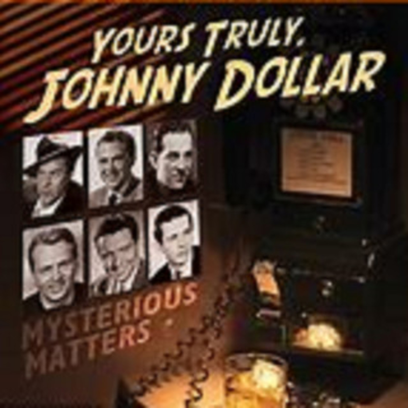 Yours Truly, Johnny Dollar - 080562, episode 803 - The Case of Trouble Matter