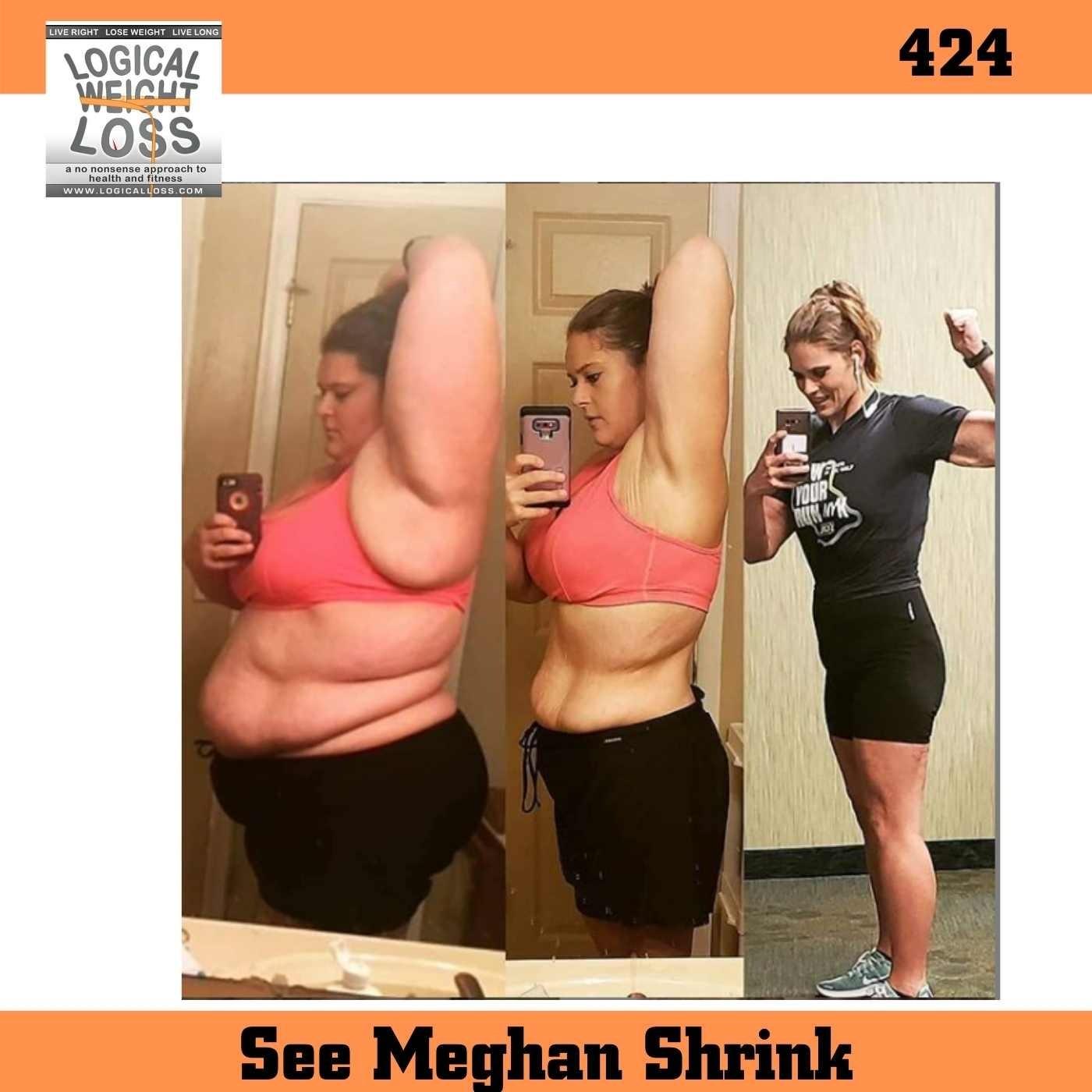 How Meghan Lost 240 Lbs