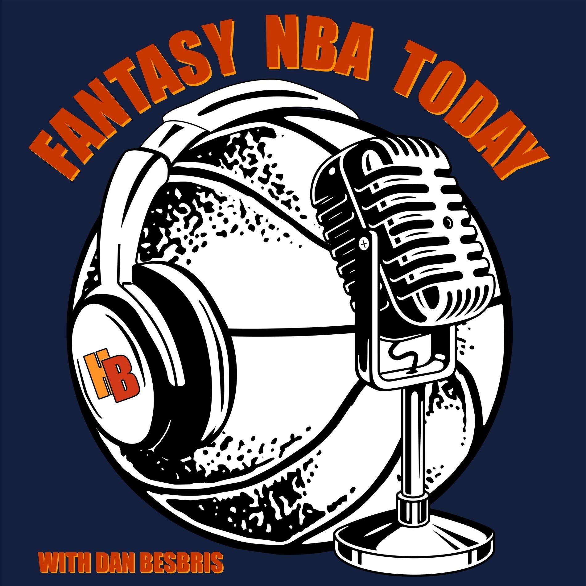 Fantasy NBA Today Fantasy Basketball