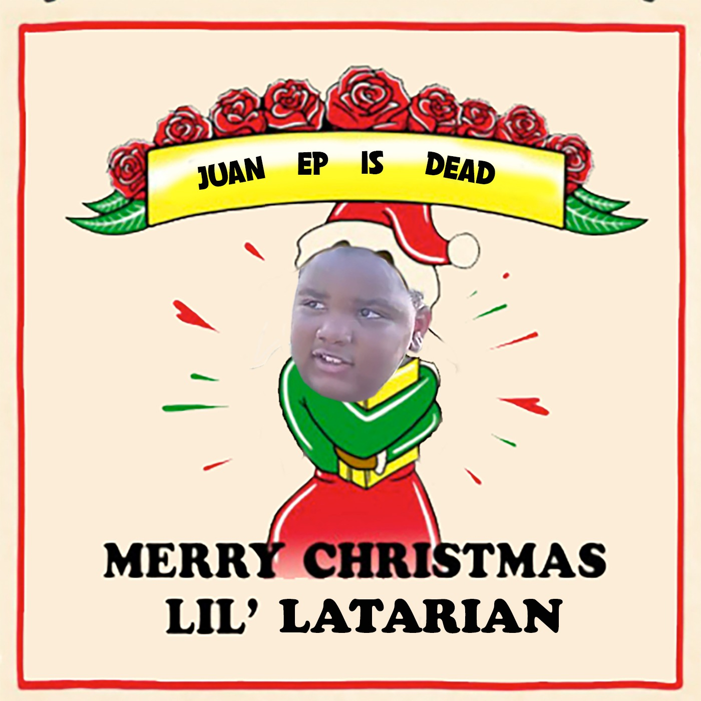 Merry Christmas Lil' Latarian
