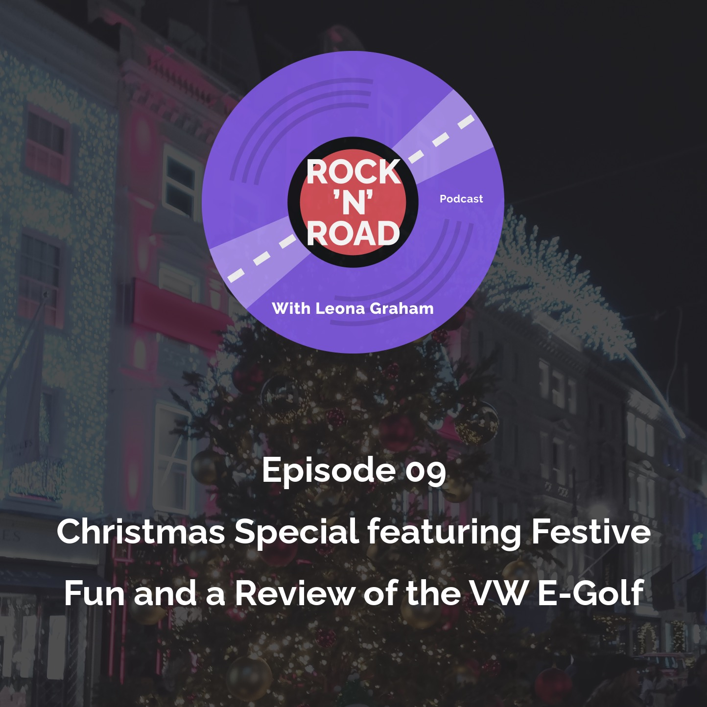 Episode 09: Christmas Special featuring Festive Fun and a Review of the VW E-Golf