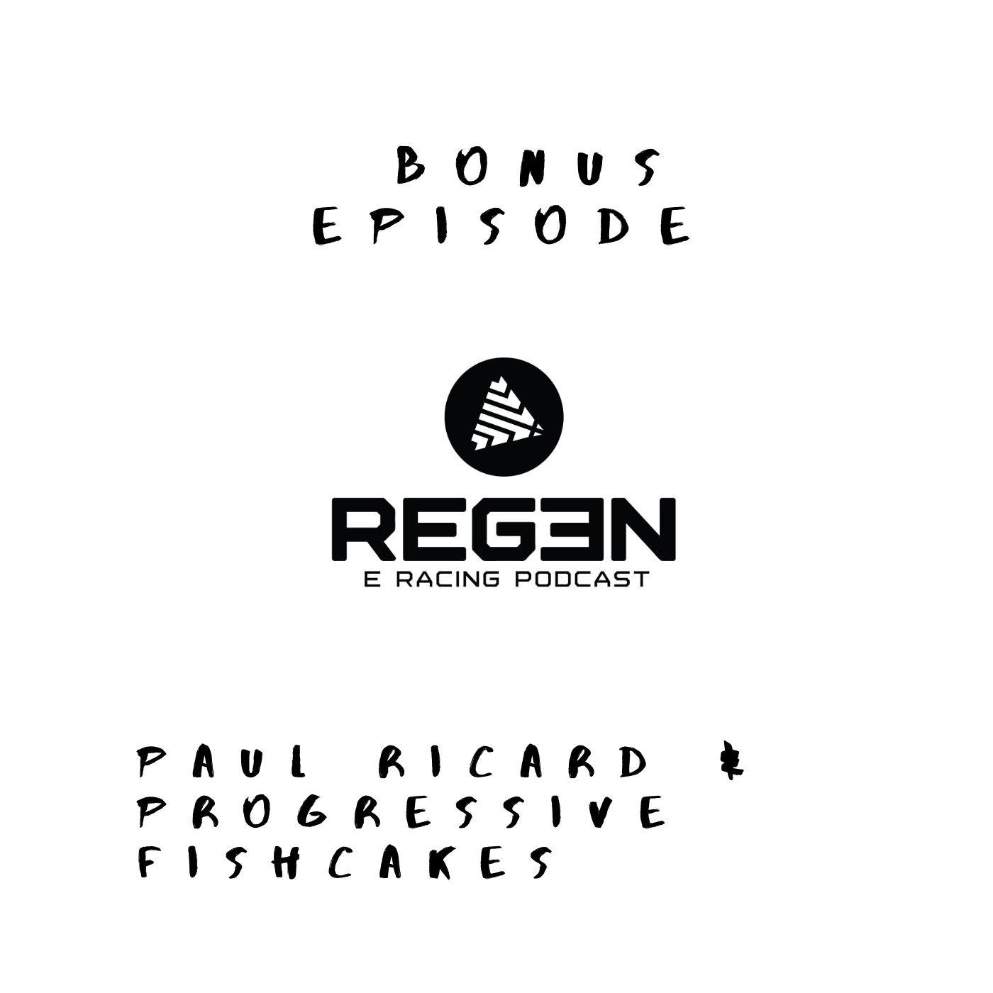 Paul Ricard & Progressive Fishcakes