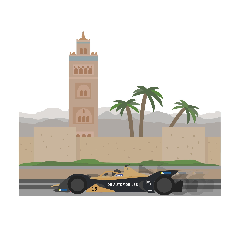 2020 Marrakesh E-Prix Review