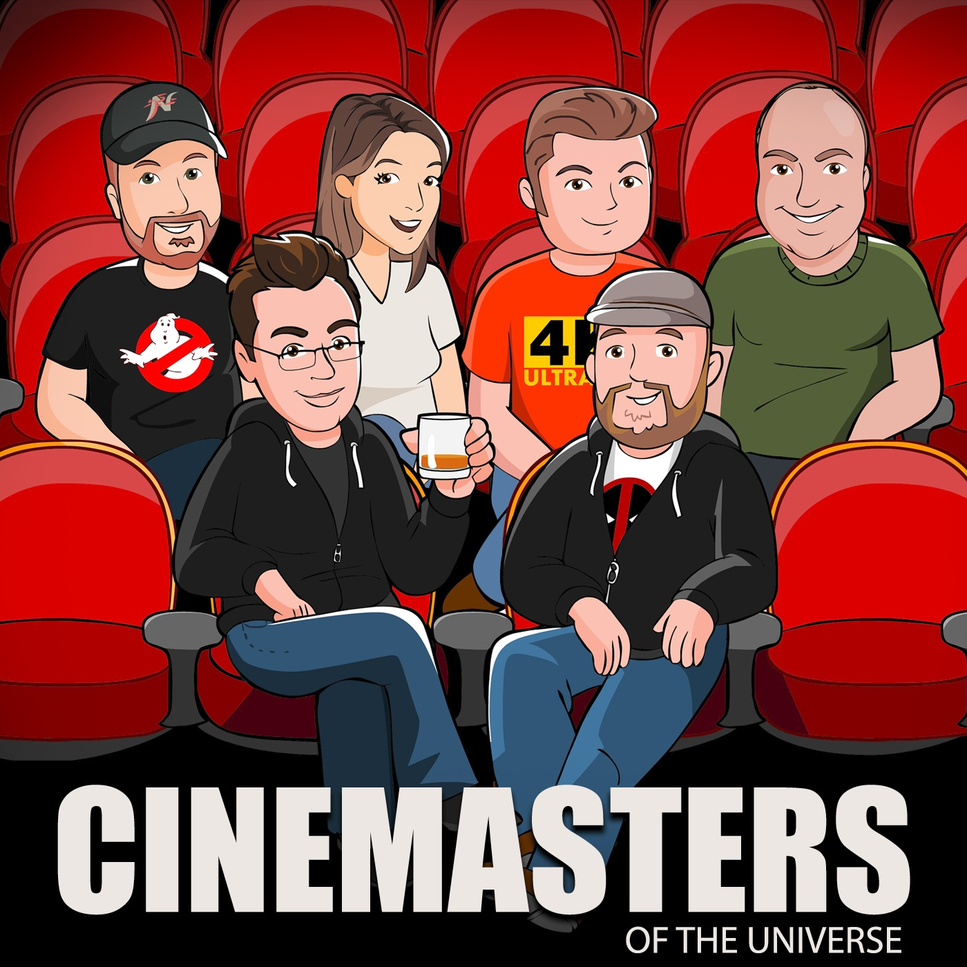 Cinemasters of the Universe