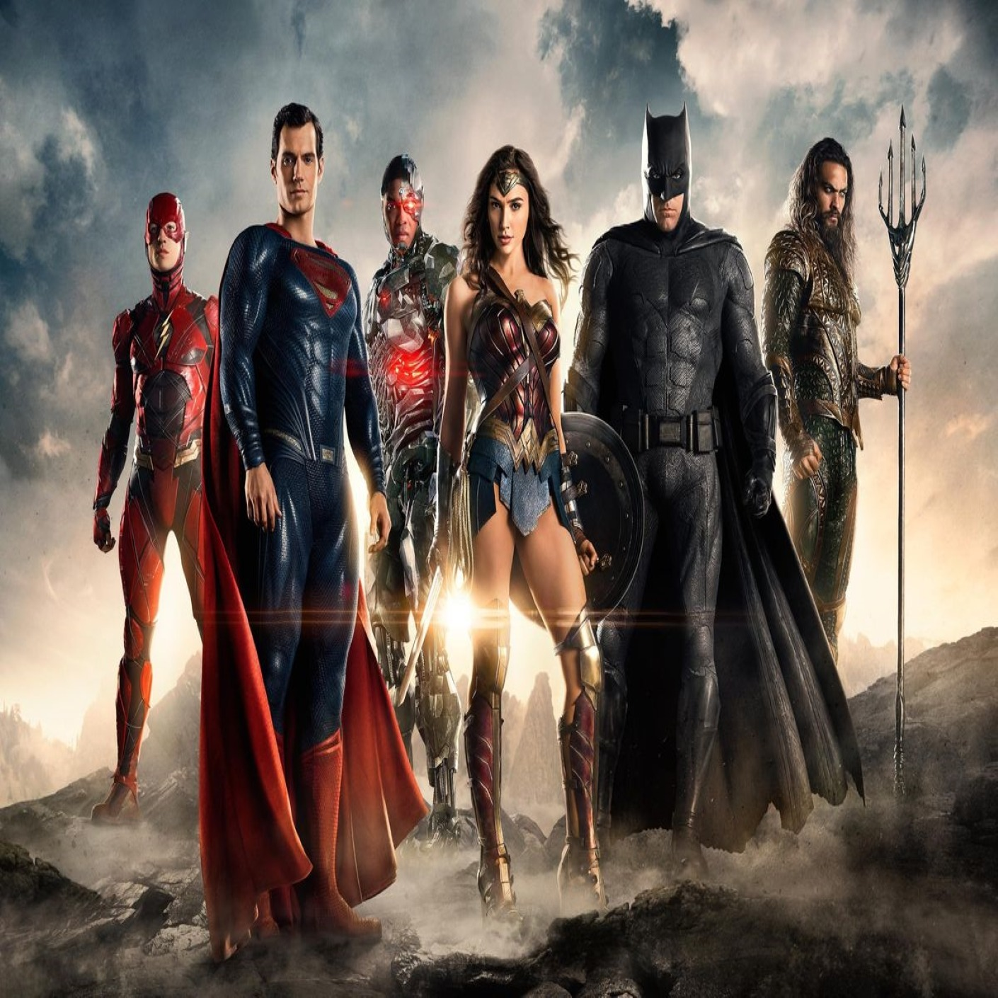 GVN Presents: They Called This a Movie - Justice League (2017)
