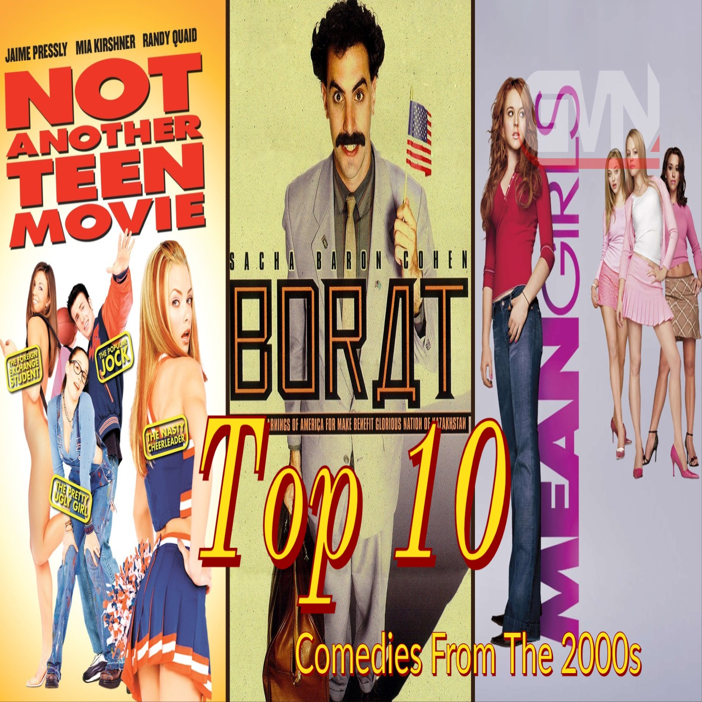 Top 10 Best Comedies From The 2000s