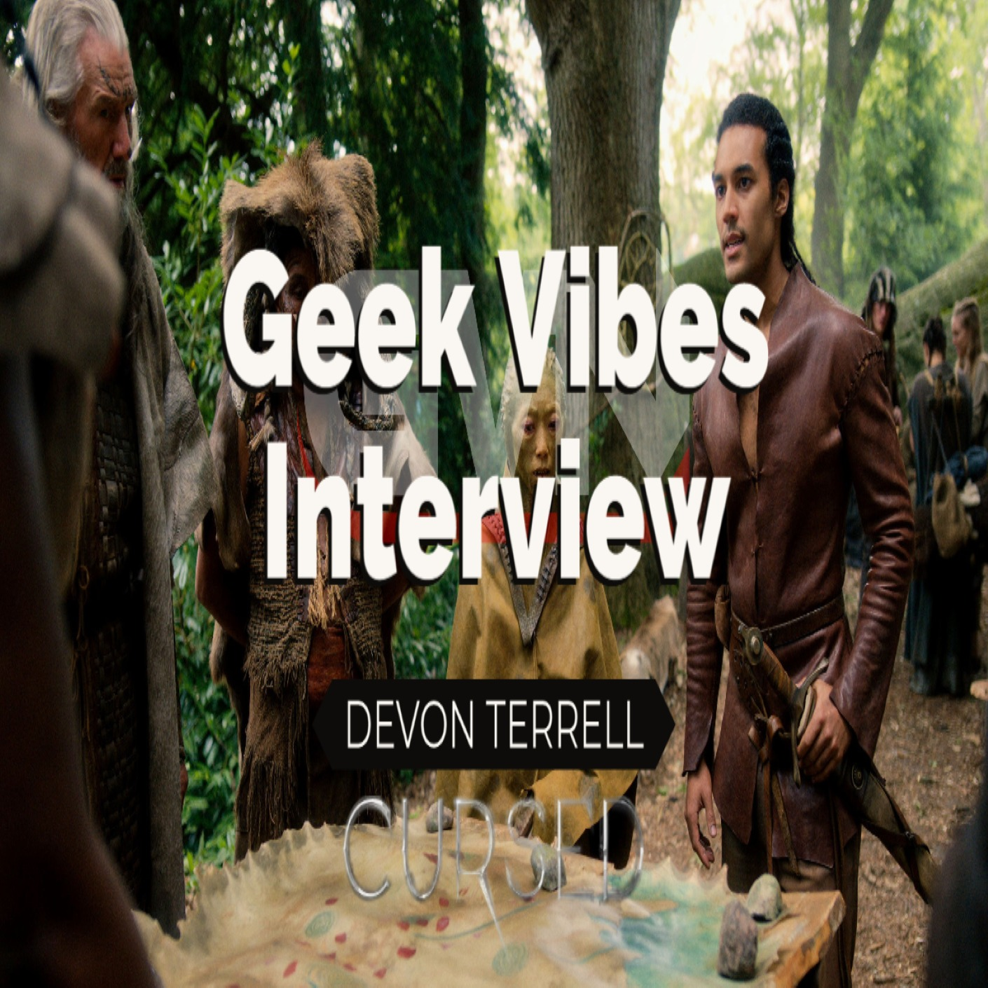 Geek Vibes Interview w/ Devon Terrell