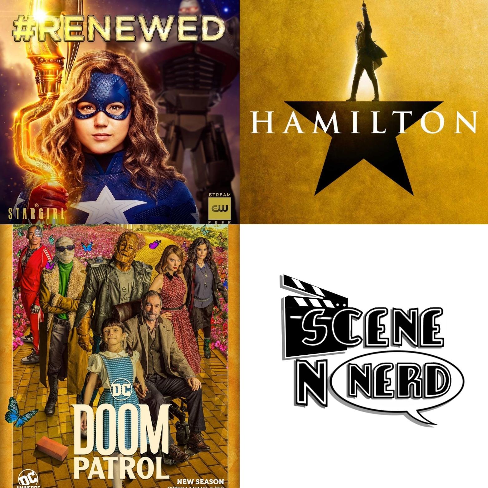 GVN Presents: Scene N Nerd - Doom Patrol & DC Stargirl
