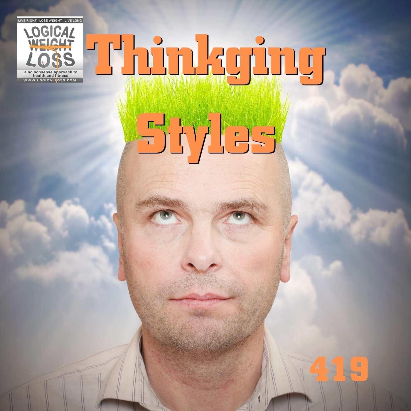 Identifying 10 Unhelpful Thinking Styles Image