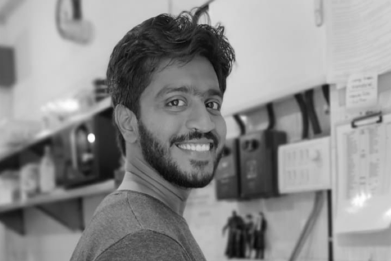20: Is cooking an art or a craft? With Ashwin Ramachandran