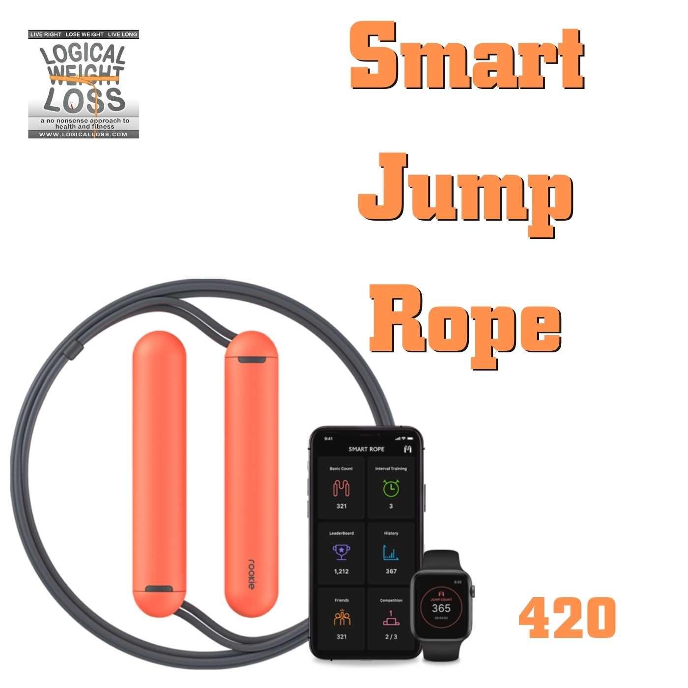 Smart Jump Rope - No Longer Kids stuff