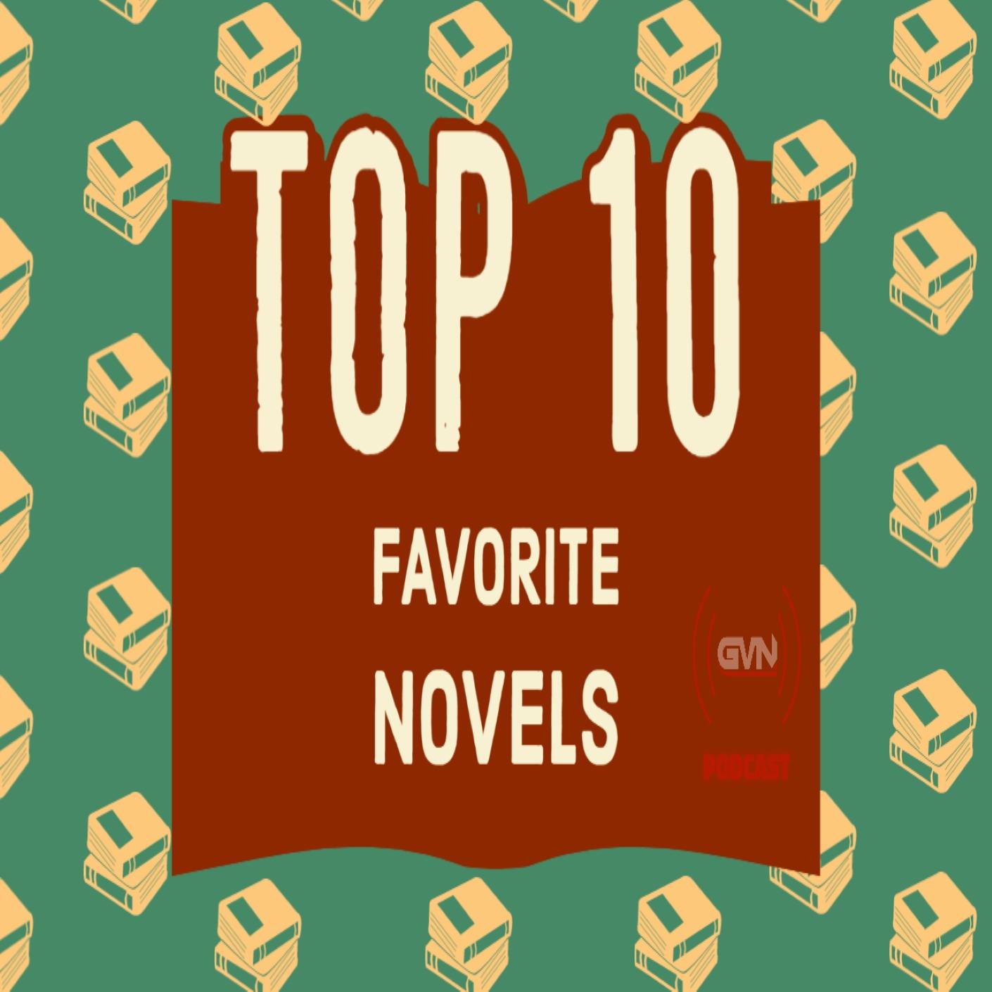 Top 10 Favorite Novels