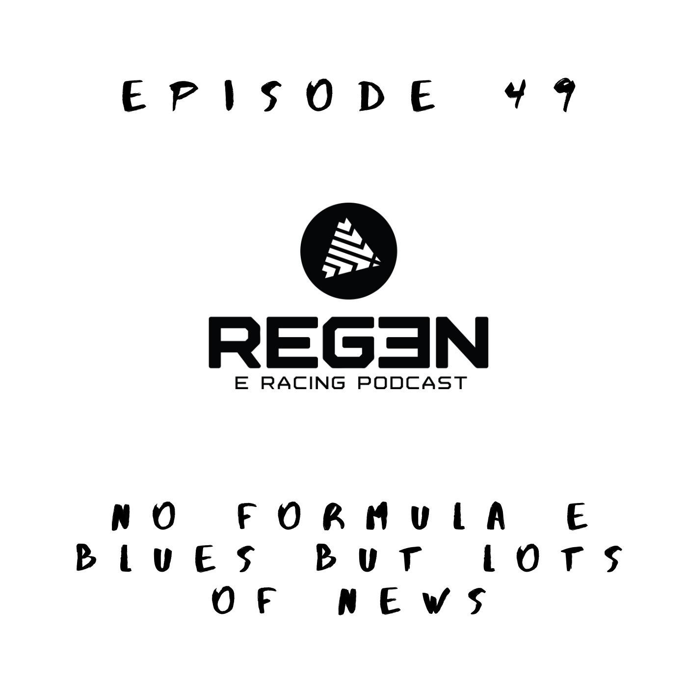 No Formula E Blues But Lots Of News