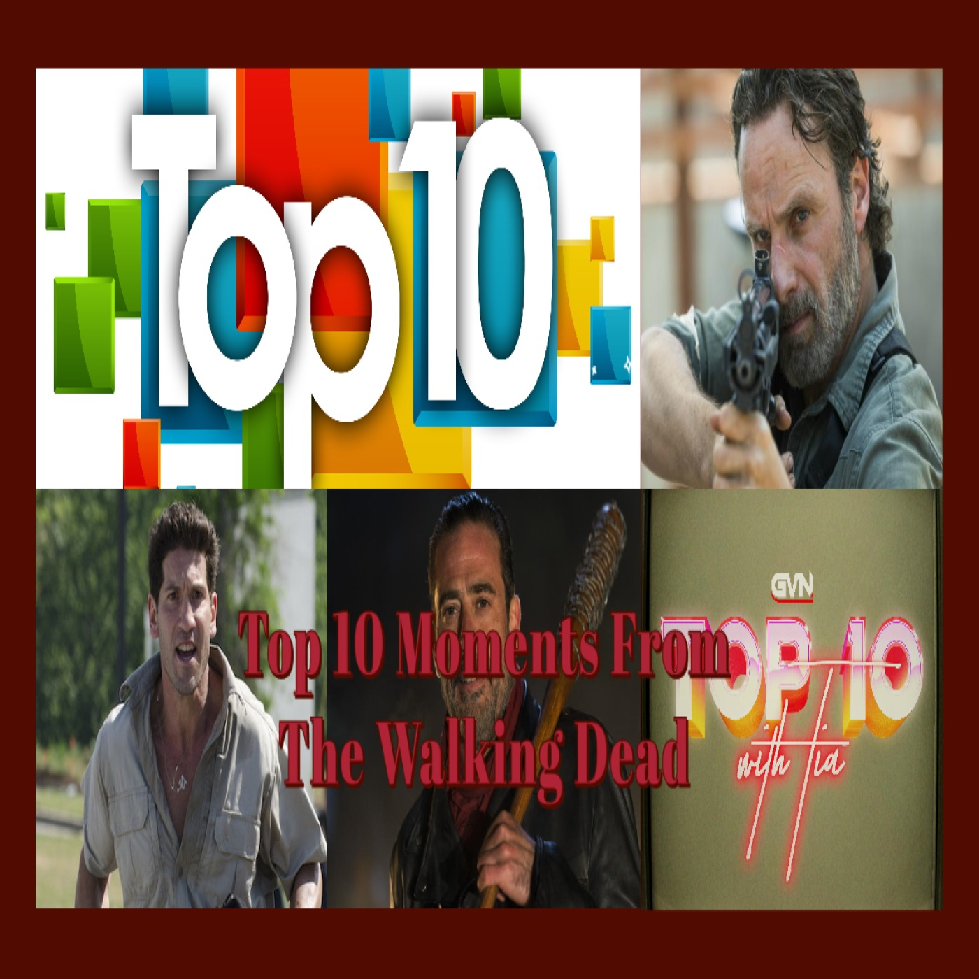 Top 10 Moments From The Walking Dead