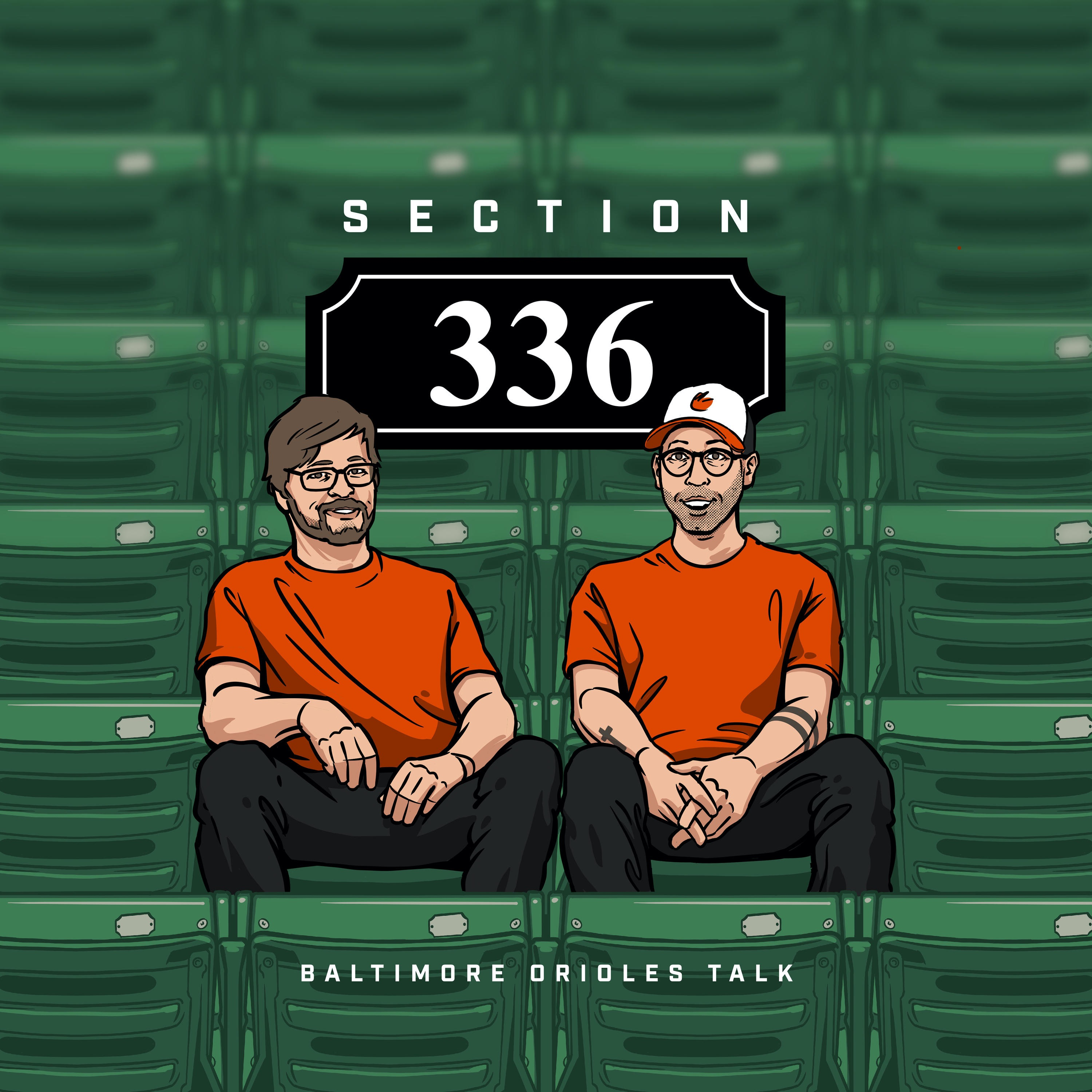 Section 336 - Baltimore Orioles Talk
