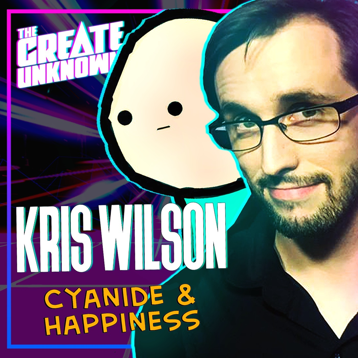Kris Wilson Talks Cyanide and Happiness [Ep. 58]
