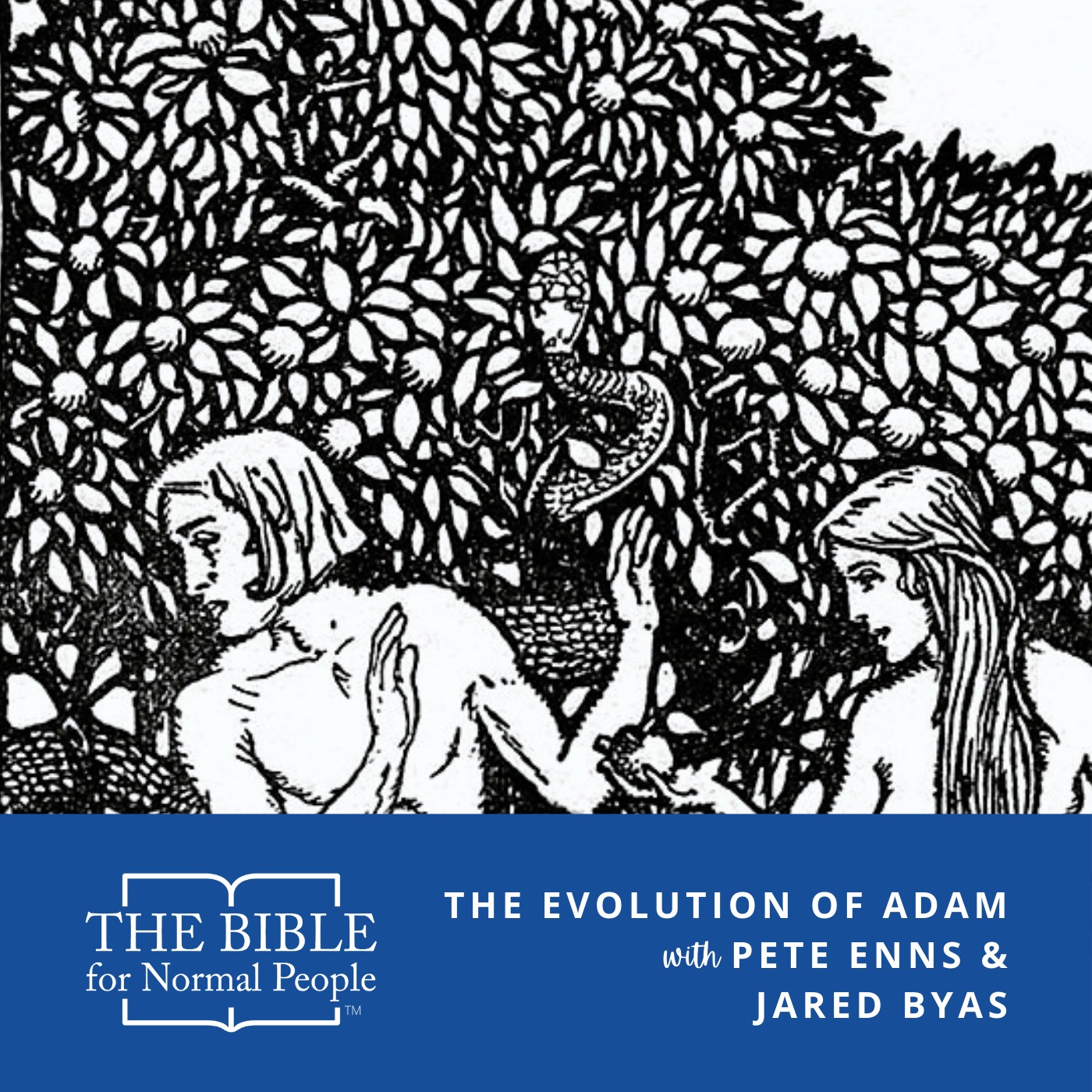 Episode 182: Pete & Jared - The Evolution of Adam