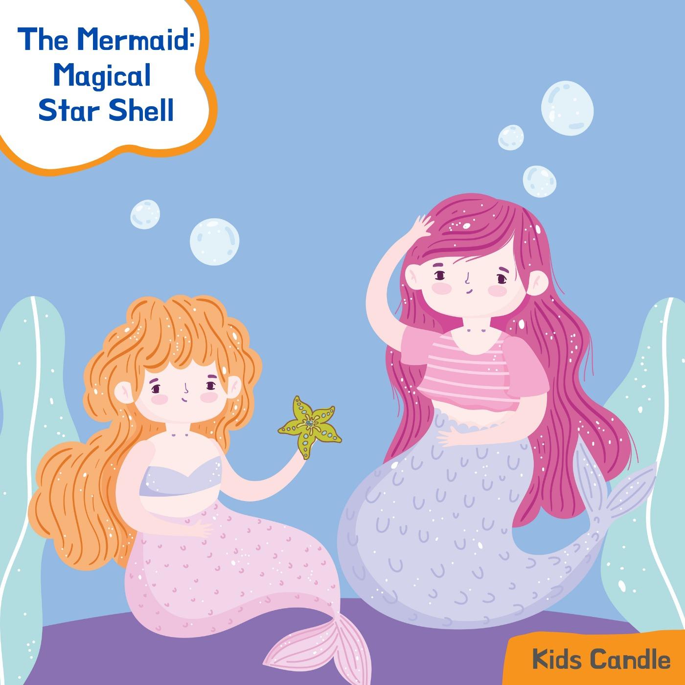 The Little Mermaid: Magical Star Shell