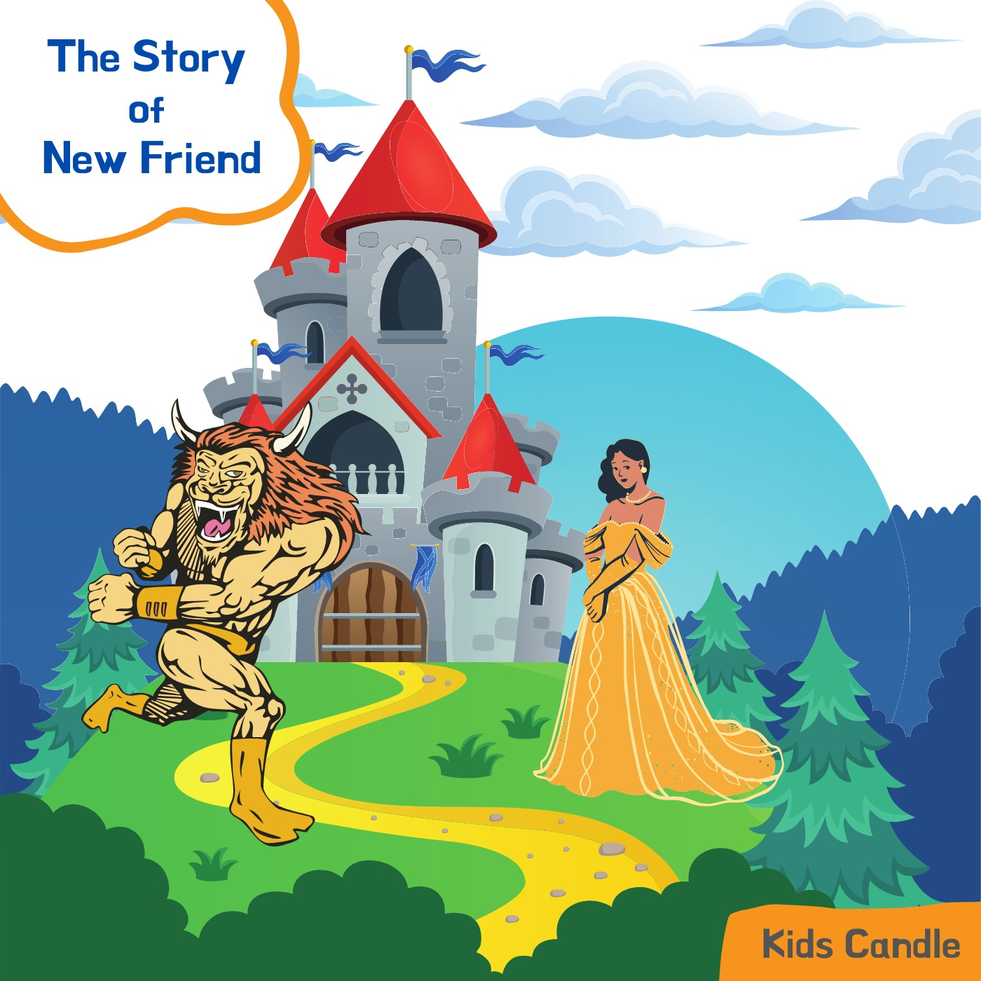 Beauty and The Beast: The Story of New Friend