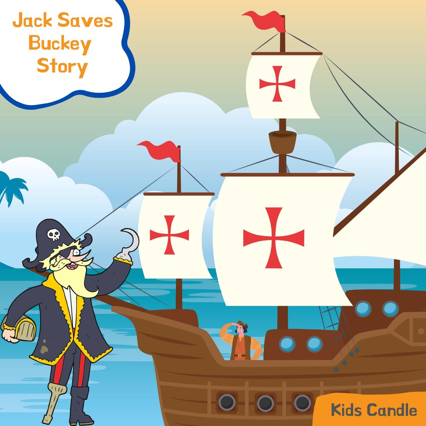 Captain Jack Saves Bucky Story