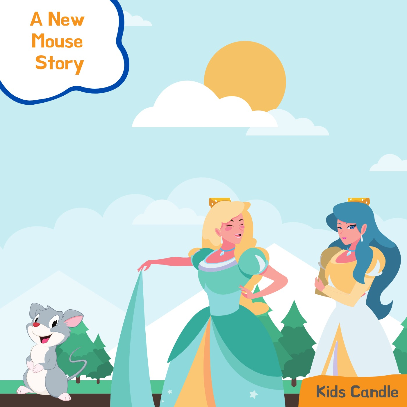 Cindrella: A New Mouse Story