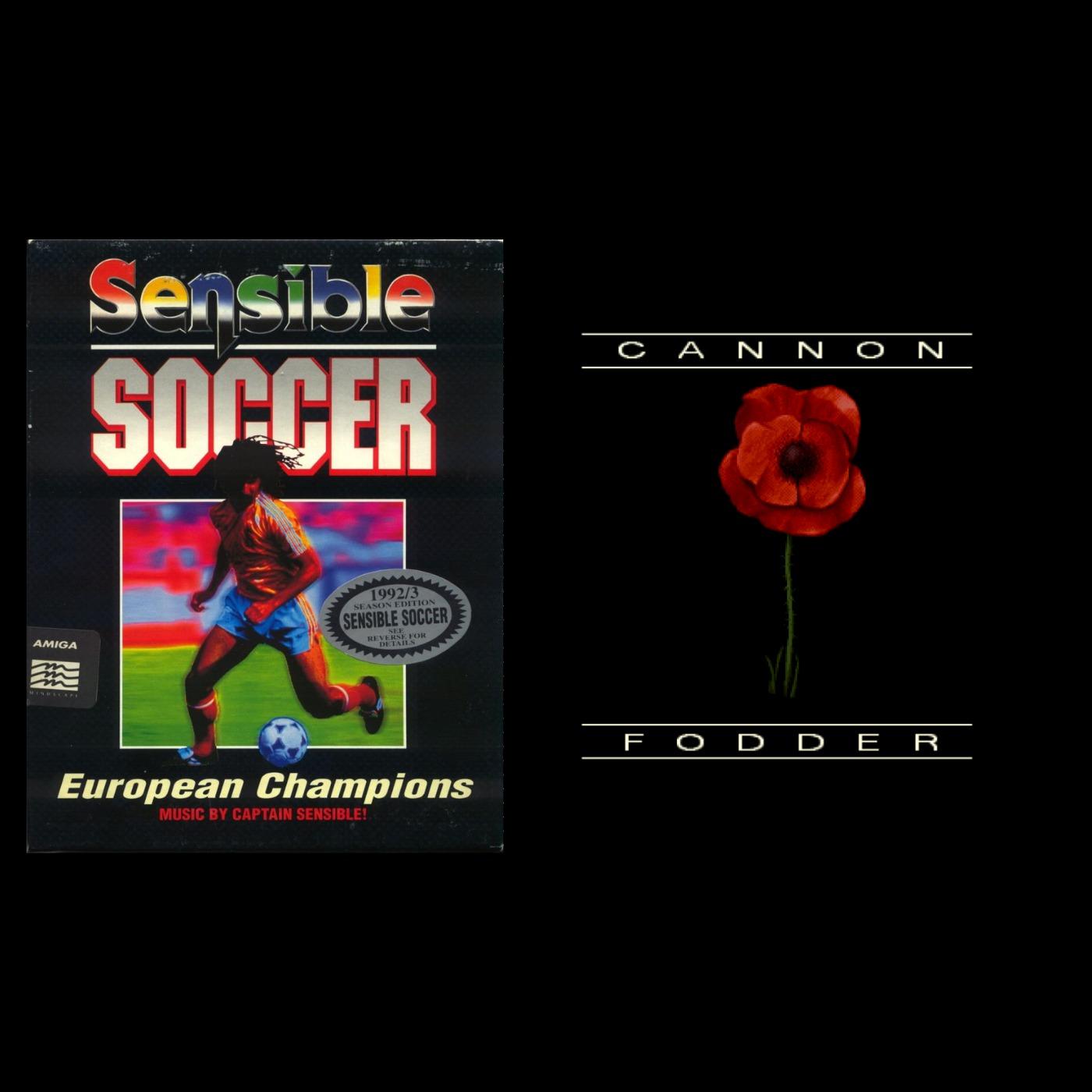 Episod 11: Sensible Soccer & Cannon Fodder (med Oskar Skog)
