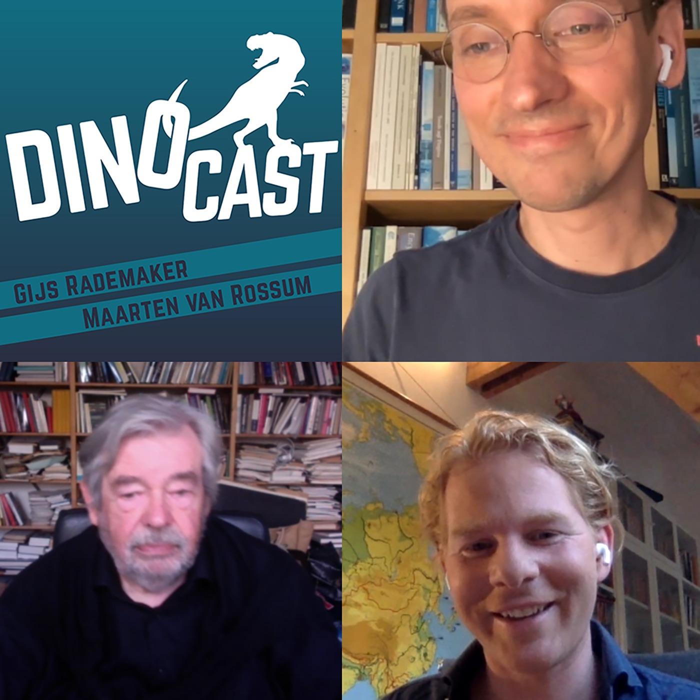 10. Dinocast EXTRA: jullie dinovragen beantwoord