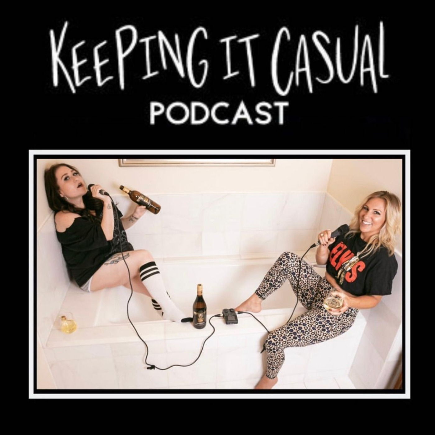 PATREON PREVIEW - KEEPING IT CASUAL PODCAST DATING GAME - EP 134
