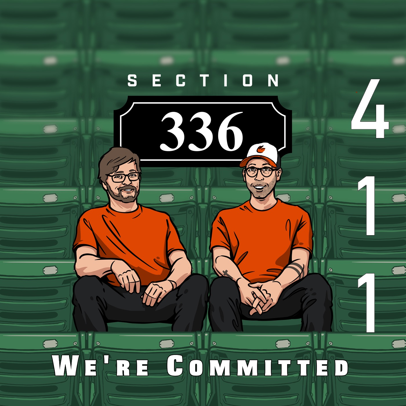 Pod 411 : We're Committed