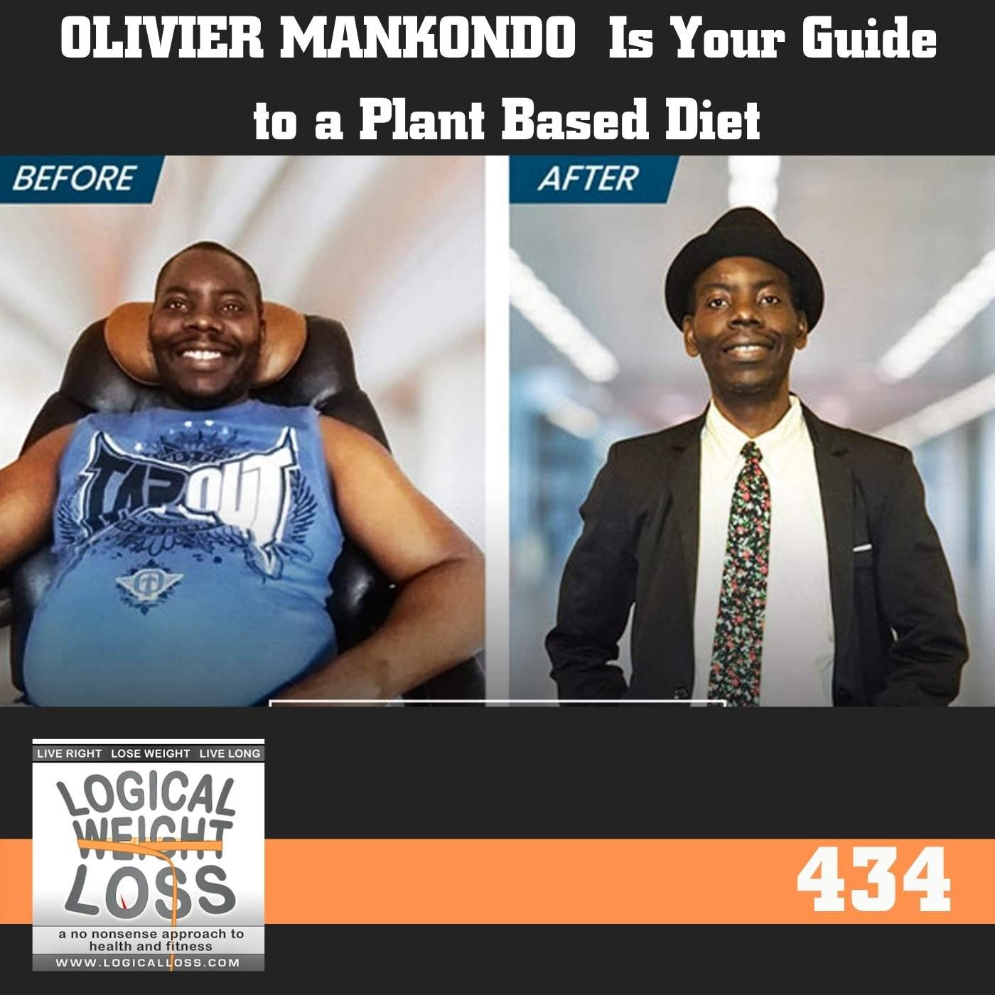 Oliver Mnakondo Is Your Guide to a Plant Based Diet
