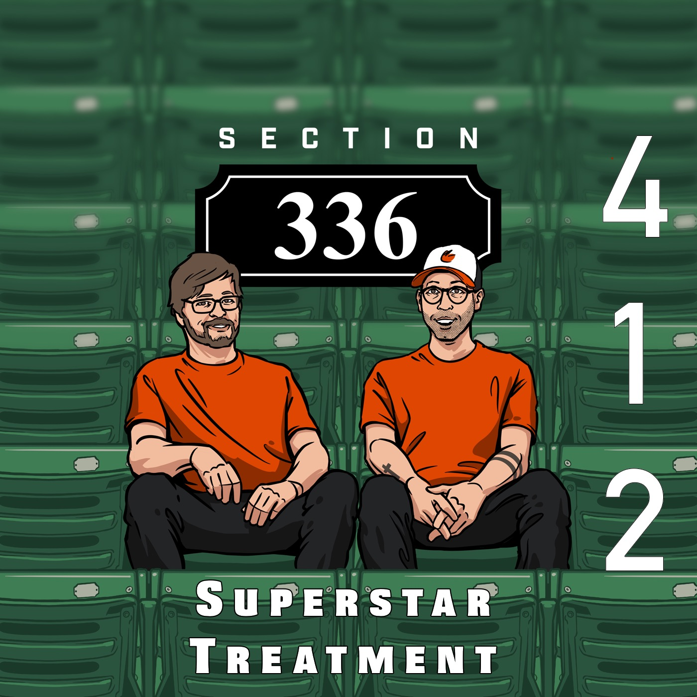 Pod 412 : Superstar Treatment