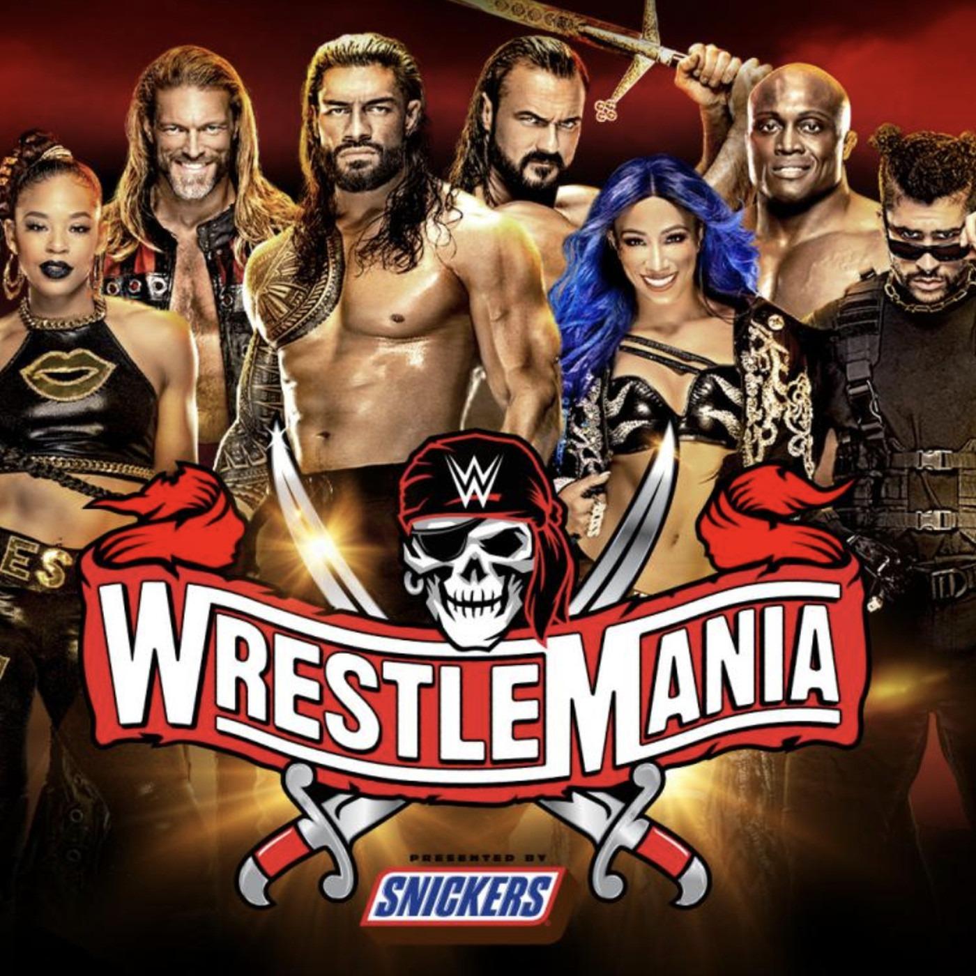 Wrestling Geeks Alliance - WrestleMania Super Show