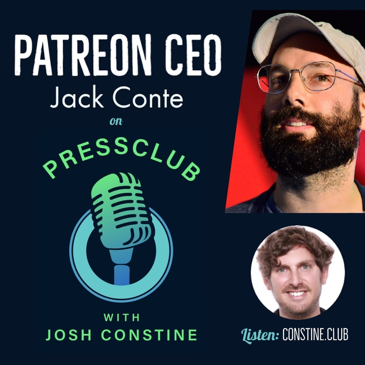 Patreon CEO Jack Conte on the creator economy, artist burnout, and competition from Facebook & Google