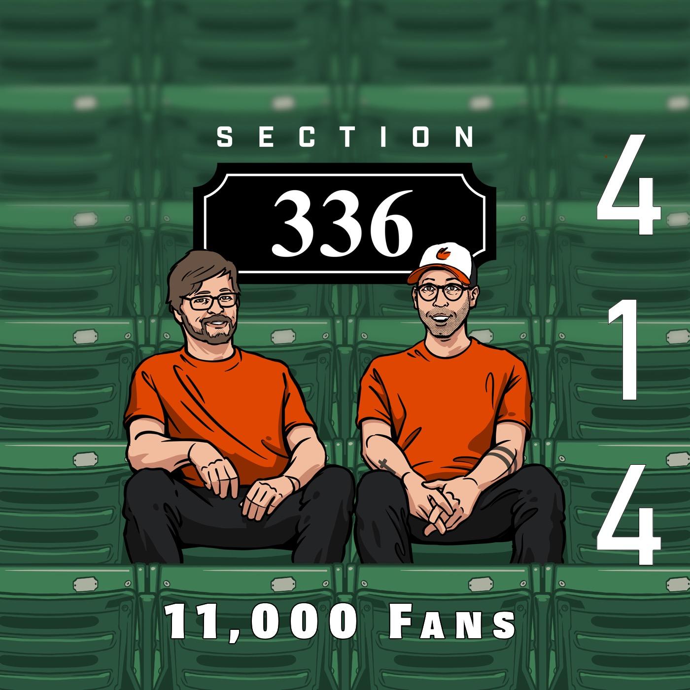 Pod 414 : 11,000 Fans