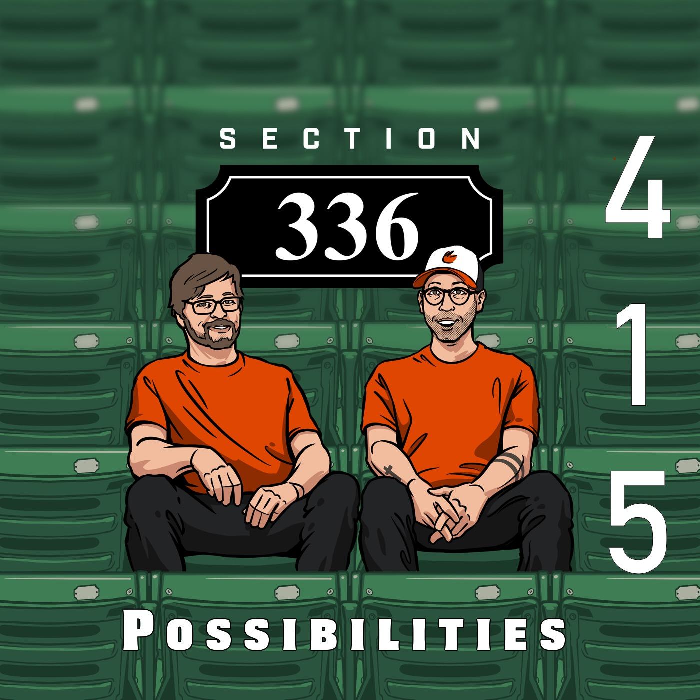 Pod 415 : Possibilities