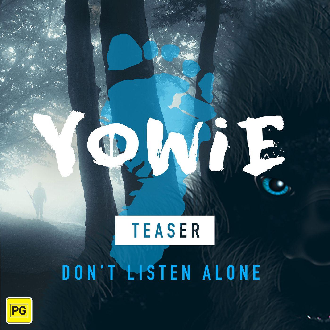 Yowie Teaser
