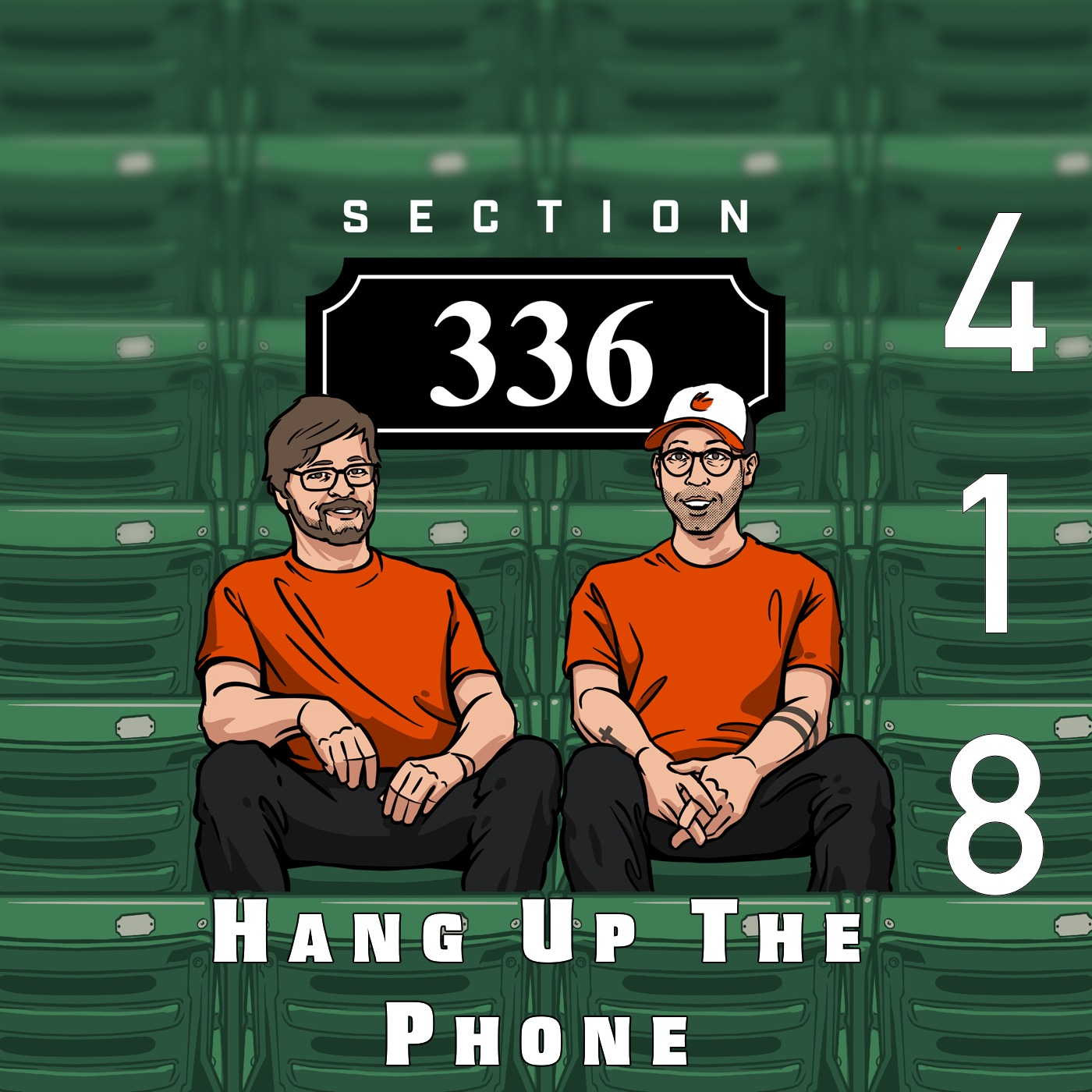 Pod 418 : Hang Up The Phone