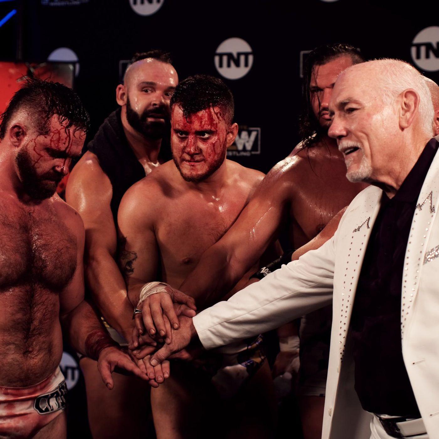Wrestling Geeks Alliance - AEW Blood & Guts, Brian Pillman and More