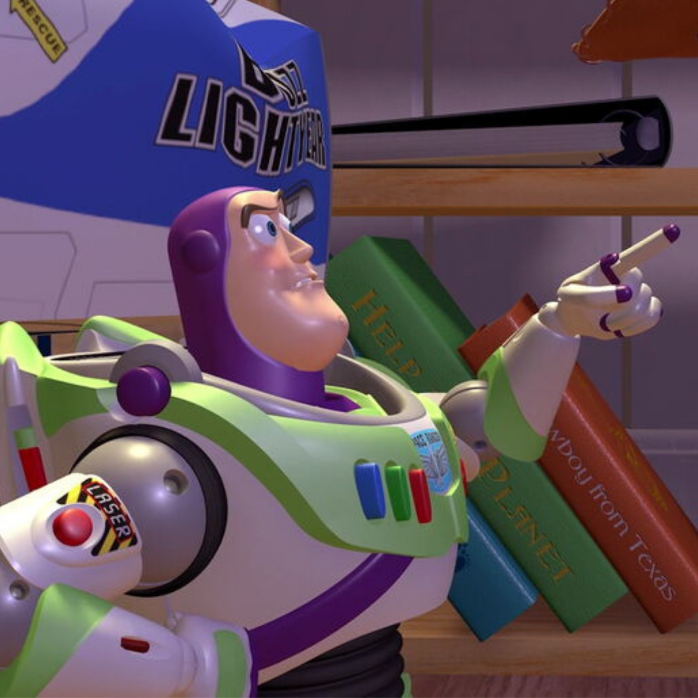 Toy Story 2: The Wrong Buzz