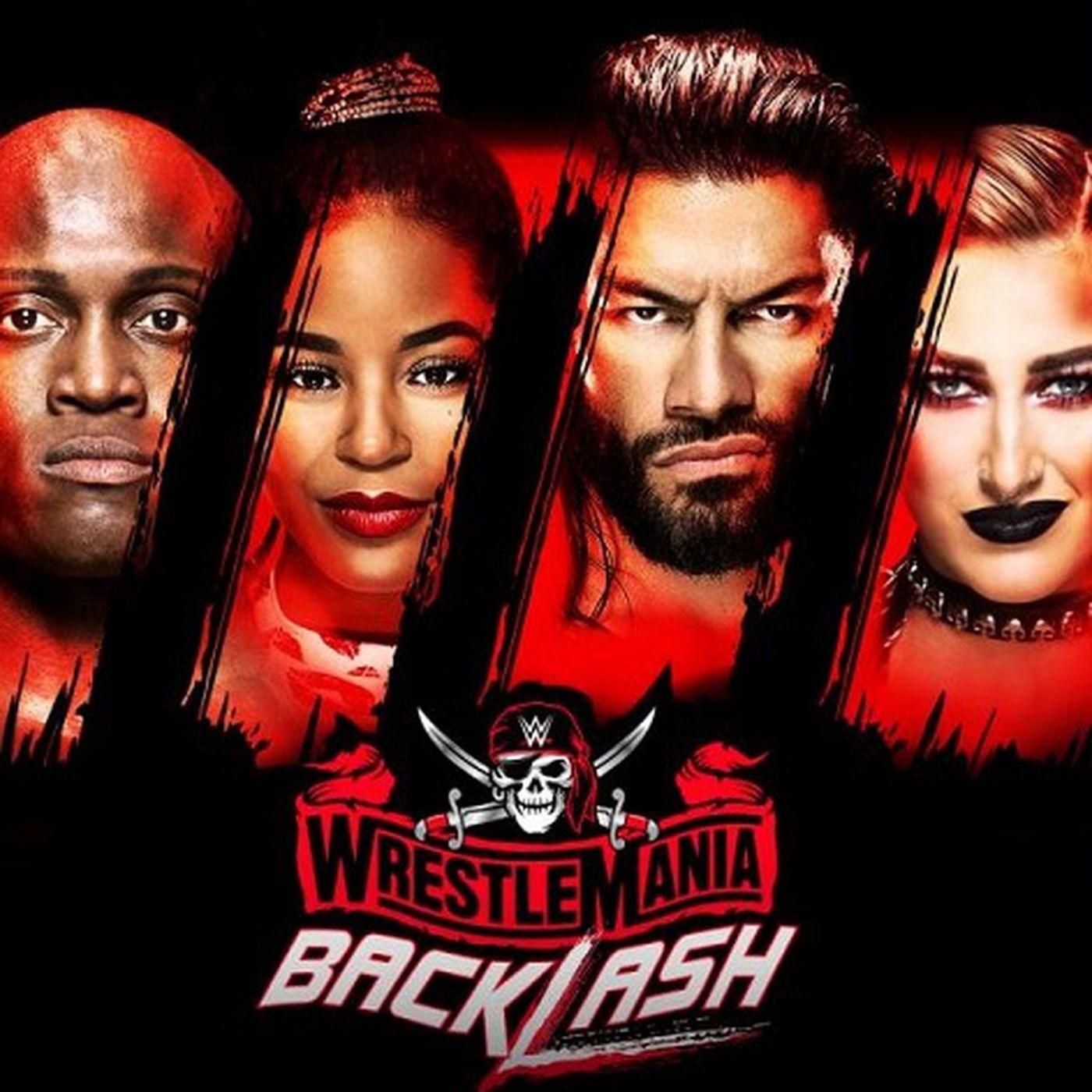 Wrestling Geeks Alliance - WrestleMania Backlash