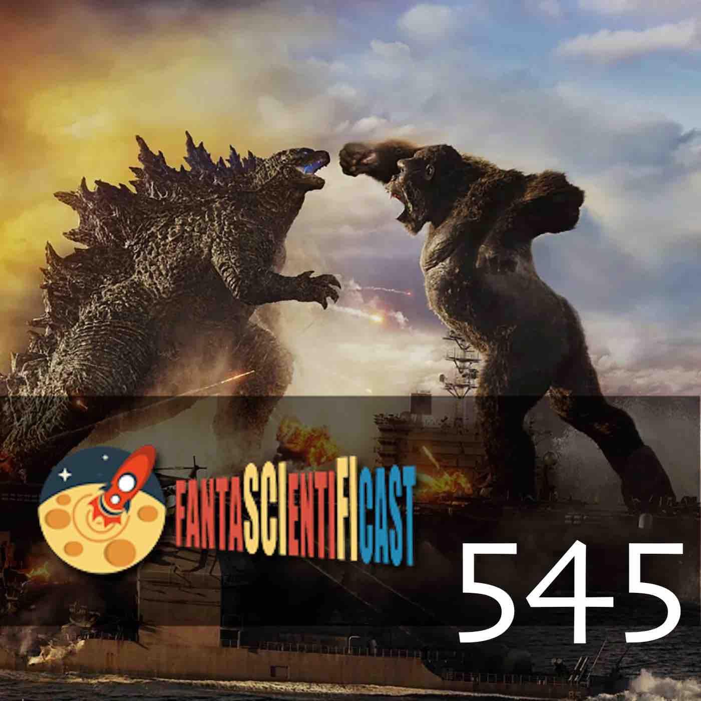 Speciale Godzilla vs. Kong
