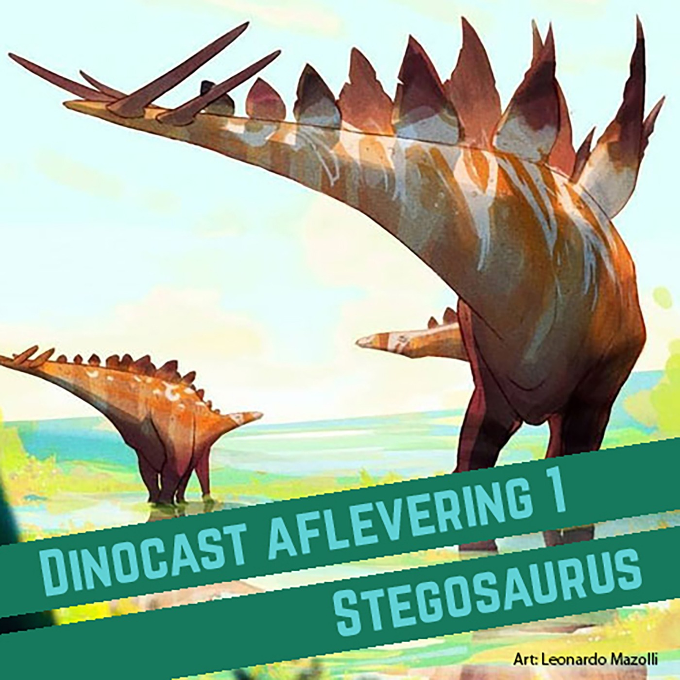 1. Stegosaurus: 'Waar zijn die rijen klepdeksels voor?'