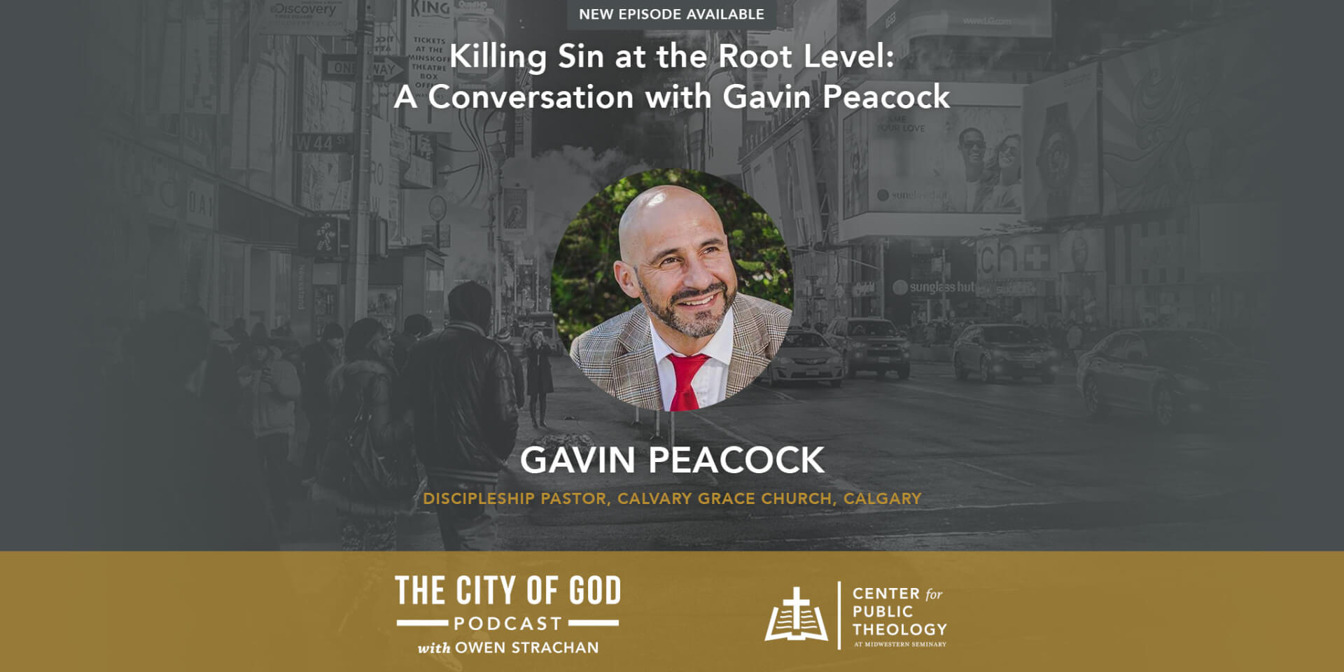 Killing Sin at the Root Level: A Conversation with Gavin Peacock
